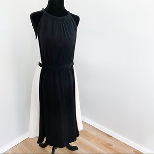 DKNY Womens Fit and Flare Dress Size 10